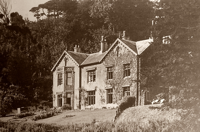 Sladnor Manor House Maidencombe